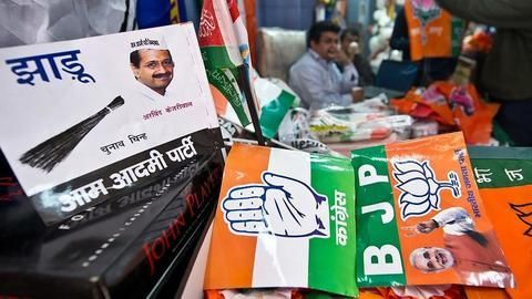 India's troubles with EVMs