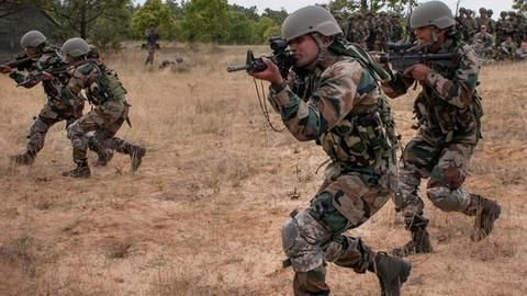 Military begins operation to flush out terrorists