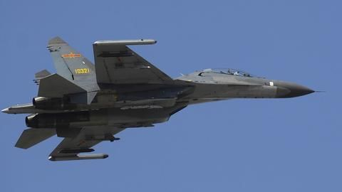 IAF's Sukhoi 30 missing over China border