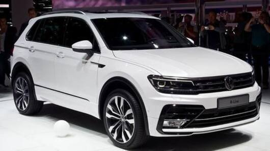 Volkswagen launches 'Made in India' SUV