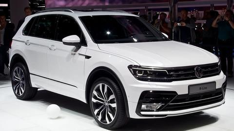 Volkswagen launches first 'Made in India' SUV