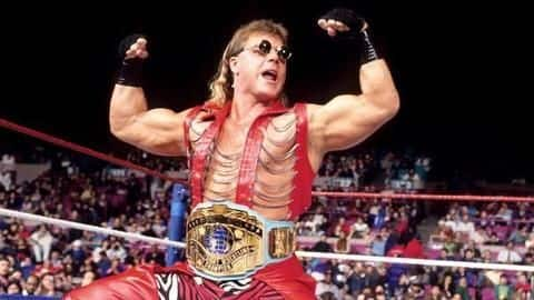 Five biggest controversies of Shawn Michaels