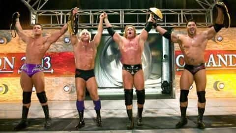 Five gimmicks which WWE copied from other companies