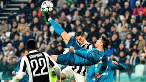 Another award for CR7: Wins UEFA Goal of the Season