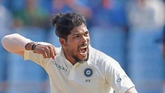 Now Umesh Yadav slams SG balls