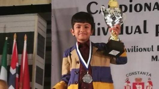 Chess prodigy granted right to stay in Britain