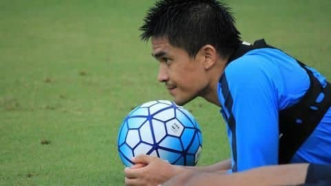 Asian Cup: Chhetri says it won't be easy facing India