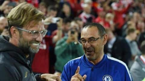 Jurgen Klopp defends Mohamed Salah after poor form continues against Chelsea