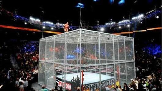 Best 'Hell in a Cell' matches ever