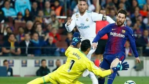 Copa del Rey: Barcelona vs Real Madrid- Preview and prediction