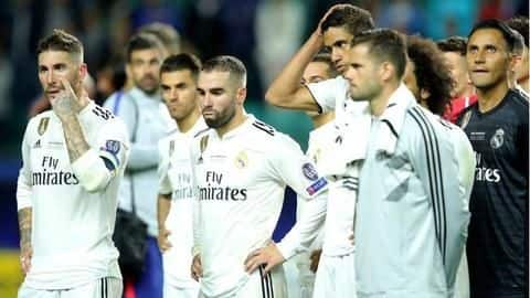 Injuries, results, signings - Nothing going right for Real Madrid