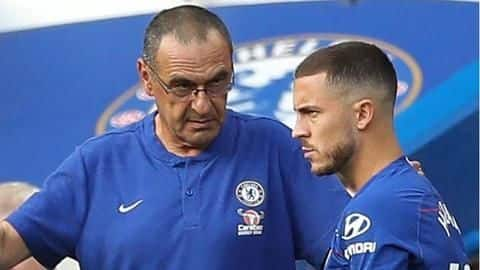 Sarri: I only want Hazard to stay if he wants to stay