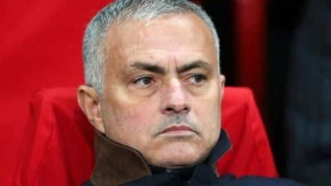 Manchester United made £170mn by sacking Jose Mourinho