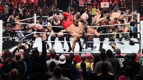 WWE Royal Rumble and its sinister connection with number 14