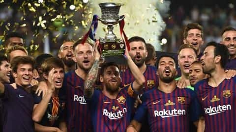 The GOAT of Catalonia: Messi becomes Barca's most decorated player