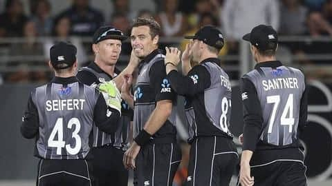 New Zealand announce their squad for upcoming series against India