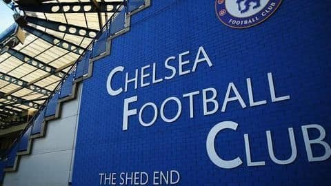 Racist chants hurled by Chelsea fans at Europa League clash