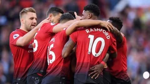 Manchester United have an advantage over Chelsea before EPL clash