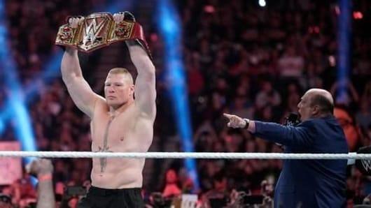 Brock Lesnar's biggest controversies