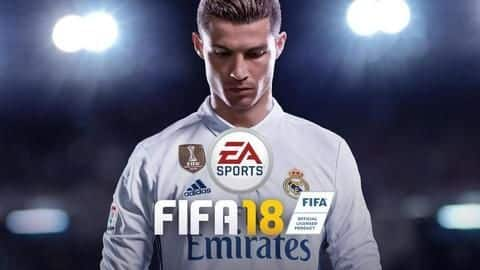 Five FIFA 18 Easter eggs