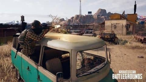 #GamingBytes: Top five vehicles to use in PUBG