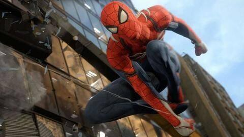 'Marvel's Spider-Man' Swings Into View With New Launch Trailer