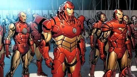 #ComicBytes: The five most powerful Iron Man suits