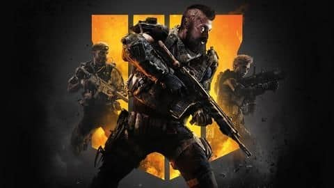 Call of Duty: Black Ops 4 has a 50GB day one patch