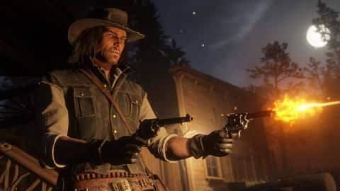 #GamingBytes: 'Red Dead Redemption 2' players excited to kill feminists