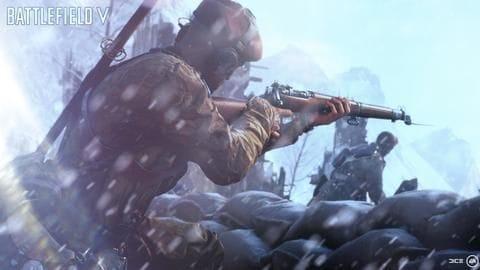 Battlefield 5 introduces its Battle Royale mode