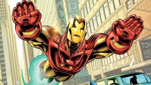 Which are the coolest inventions by Tony Stark?