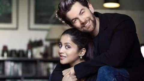 New daddy Neil Nitin Mukesh's gift to daughter is memorable