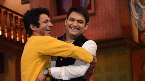 Sunil Grover is happy for Kapil Sharma's wedding, new show