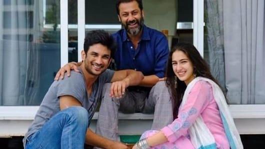 Sushant-Sara's 'Kedarnath' gets a decent start at box-office