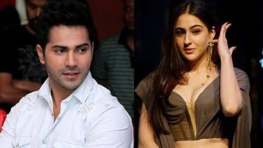 Sara confirmed for Varun Dhawan's 'Coolie No.1' remake