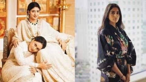 Daughter Navya's reaction to pregnant Shweta Bachchan's picture is epic