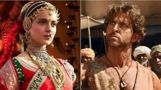 Kangana Ranaut on Manikarnika's comparison with Mohenjo Daro
