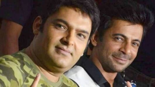 Sunil Grover's special message for Kapil Sharma