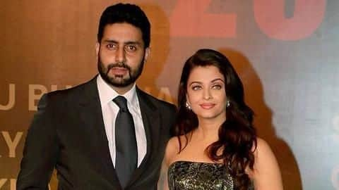 Abhishek-Aishwarya leaves 'Gulab Jamun' due to creative differences?