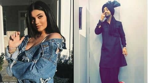 Watch: Diljit breaks Instagram's most-liked egg for Kylie Jenner