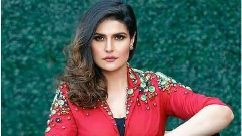 Zareen Khan gets mobbed in Aurangabad, slaps harasser
