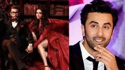 Deepika on Ranbir missing her wedding reception: I'm not surprised