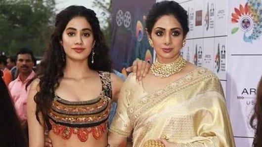 Janhvi Kapoor opens up on Sridevi's death