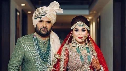 Kapil Sharma revealed how a fan gatecrashed his wedding