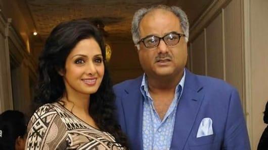 Boney Kapoor to make a biopic on Sridevi