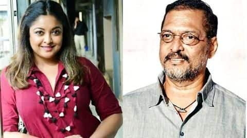 Tanushree takes legal route, files police complaint against Nana Patekar