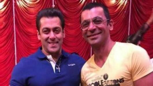 Sunil Grover on working with Salman in 'Bharat'