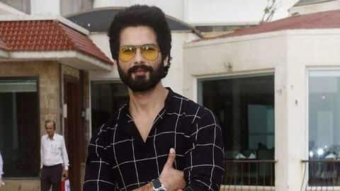 Shahid Kapoor reacts to cancer rumors, calls them 'random stuff'