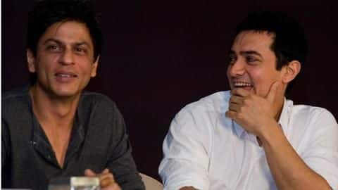 Why didn't Aamir ever use expensive laptop gifted by SRK