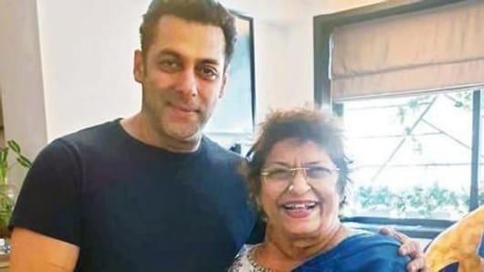 Salman Khan extends help to choreographer Saroj Khan